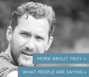 Troy Turi, Yoga Instructor