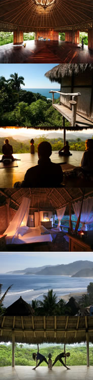Soulfull Yoga Retreat, Pacific Coast Of Mexico, May 3rd 10th, 2014