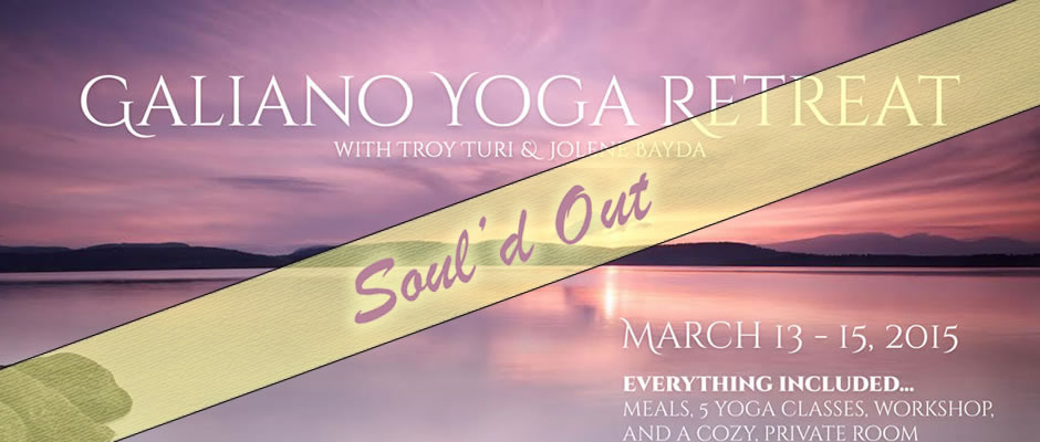 Galiano Yoga Retreat
