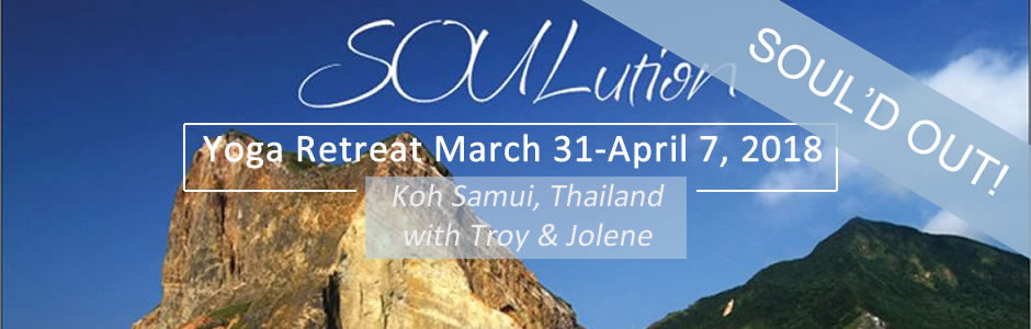 Thailand Yoga Retreat