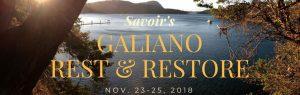 Galiano Rest & Restore