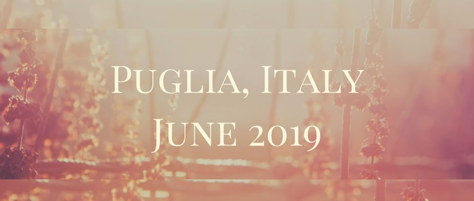 SOULstice in Italy June 22-29, 2019