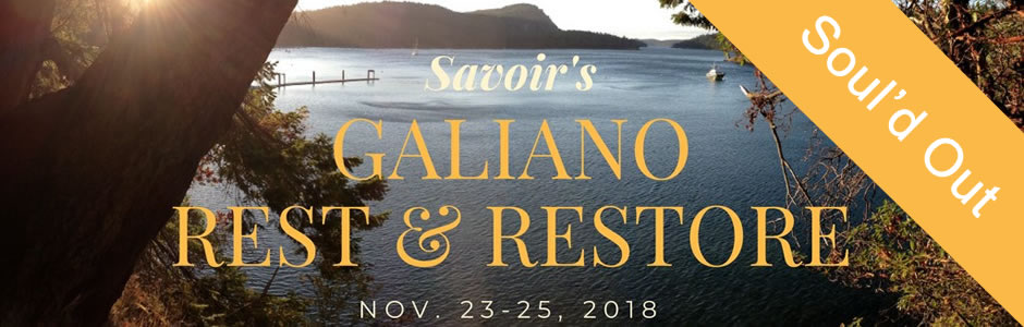 Galiano Rest & Restore