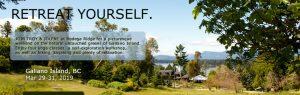 Galiano Island Yoga Retreat VII